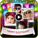 Birthday Wishes – Photo Video Maker with Music