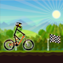 Bicycle In Hill