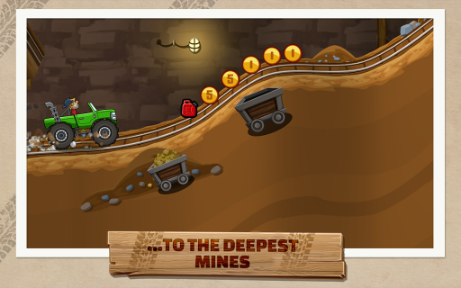 Hill Climb Racing 2 screenshot 4