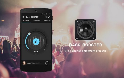 Music Equalizer & Bass Booster screenshot 3