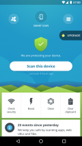Avast Mobile Security Screenshot