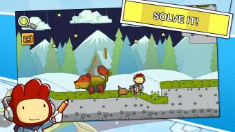 Scribblenauts Remix Screenshot