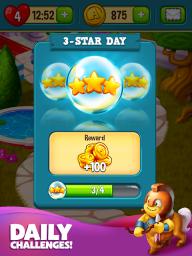 Toy Blast screenshot 1