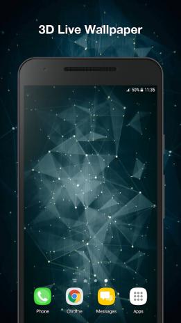 Particle Constellations Live Wallpaper Pro 10 Descargar Apk