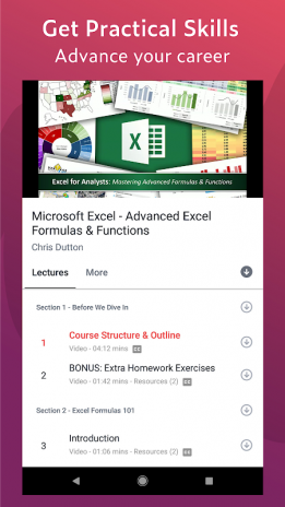 Udemy - Online Courses 5 8 2 Download APK for Android - Aptoide