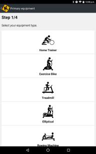Kinomap - Video indoor training screenshot 15