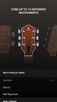 GuitarTuna - Tuner for Guitar Ukulele Bass & more! Screen