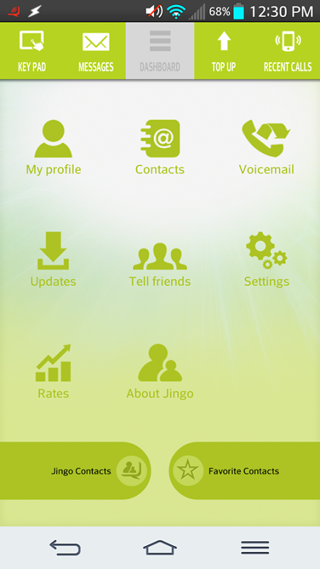 application jingo