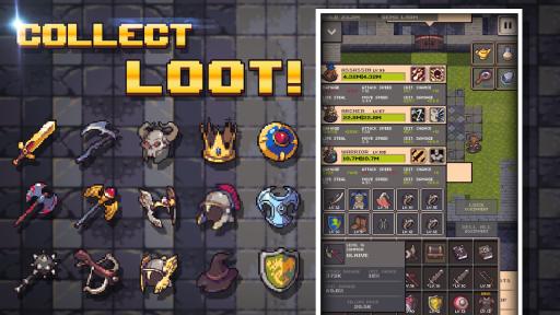 Idle Sword 2: Incremental Dungeon Crawling RPG screenshot 14