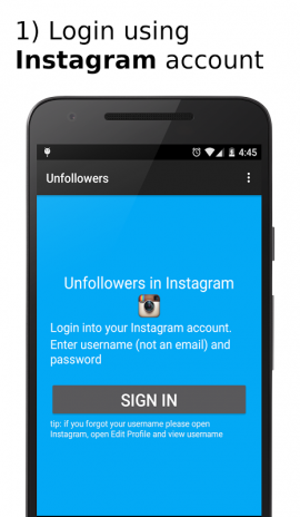 Unfollowers Premium 1 0 8 Download APK for Android - Aptoide