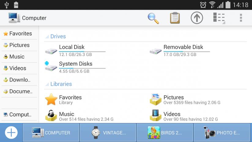 Computer File Explorer 1 9 b103 Download APK for Android - Aptoide