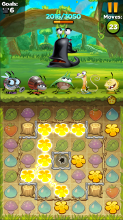 Best Fiends - Puzzle Adventure screenshot 1