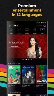 ZEE5 - Movies, TV Shows, LIVE TV & Originals screenshot 3