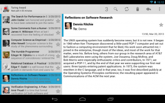K-9 Mail Screenshot