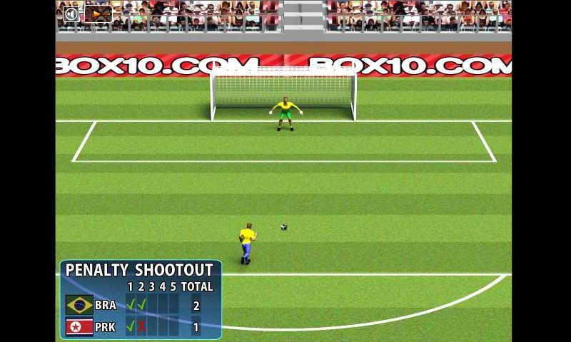 Penalty Shoot Out Games