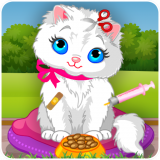 My Cat Pet - Animal Hospital Veterinarian Games Icon