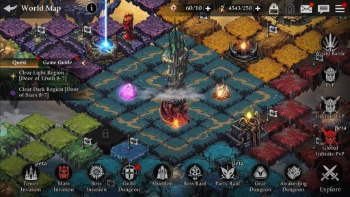 HEIR OF LIGHT screenshot 1