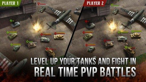 Armor Age: Tank Wars — WW2 Platoon Battle Tactics screenshot 9