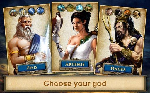Grepolis - Divine Strategy MMO screenshot 8