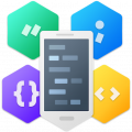 programming hub learn to code icon