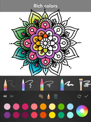 Colorfit coloring download apk for android aptoide Coloring book app