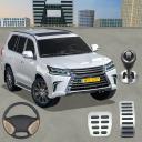 Modern Prado Parking Car Driving : New Games 2020