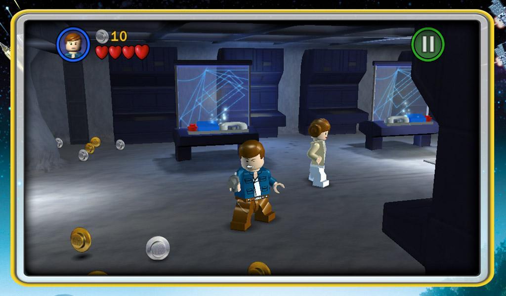 LEGO� Star Wars�: TCS screenshot 1