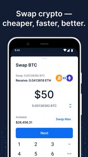 bitcoin wallet kód
