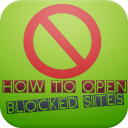 How To Open Blocked Sites
