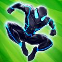 Super Hero Fighting Incredible Crime Battle