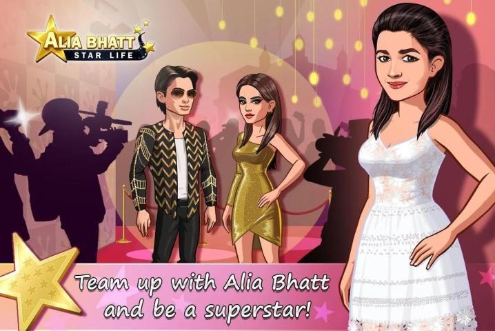 Alia Bhatt: Star Life screenshot 2
