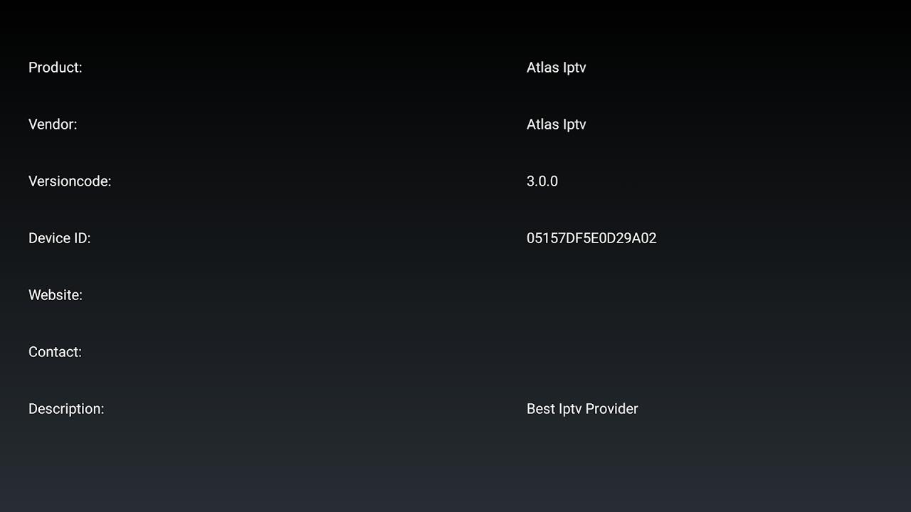 Atlas Iptv Vod v3 screenshot 2