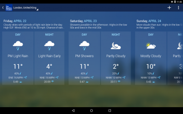 The Weather Channel 5 9 0 Download APK for Android - Aptoide