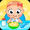 cuidados com o bebê: bebê jogos
