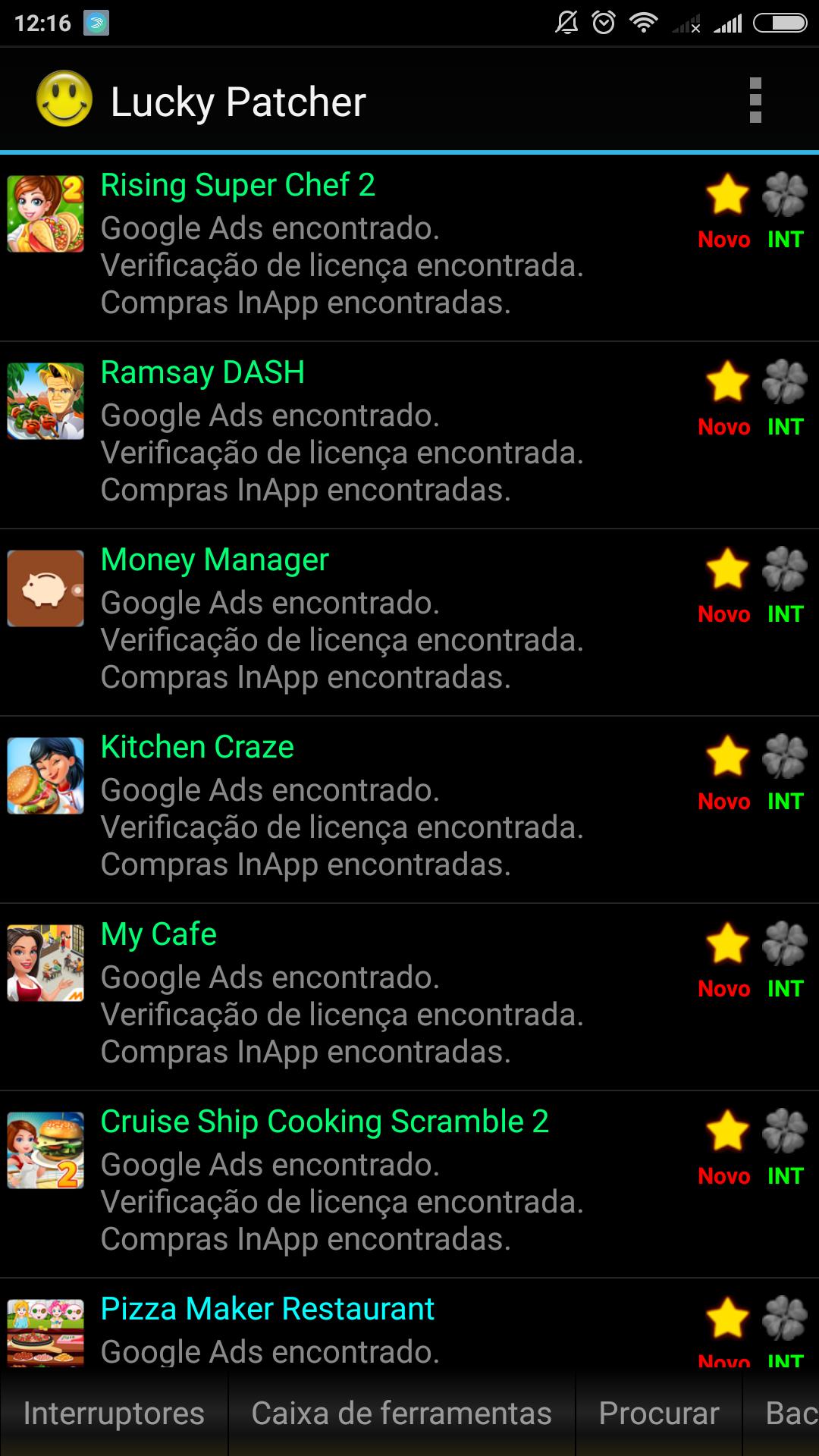 Lucky Patcher screenshot 2