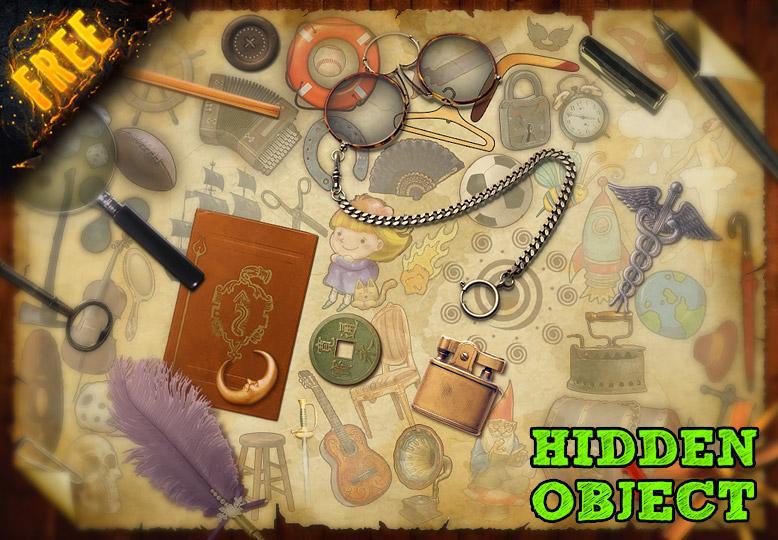 Hidden object PRO screenshot 2
