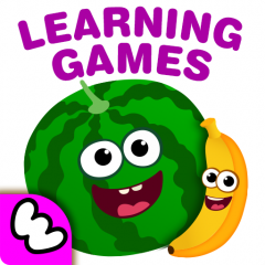 Baby smart games for kids! Learn shapes and colors 1 4 9 62
