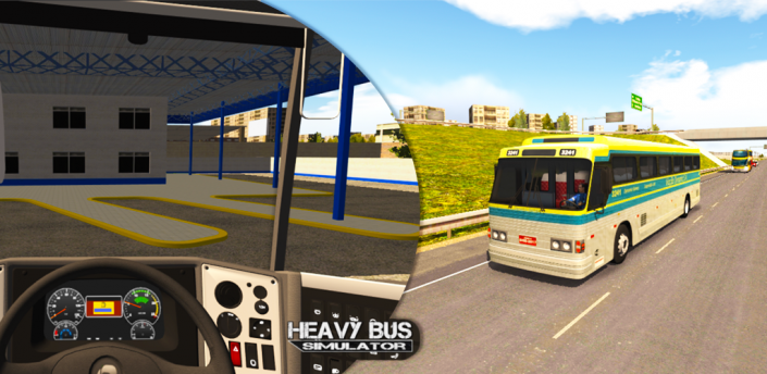 Heavy Bus Simulator 1 083 Download APK for Android - Aptoide