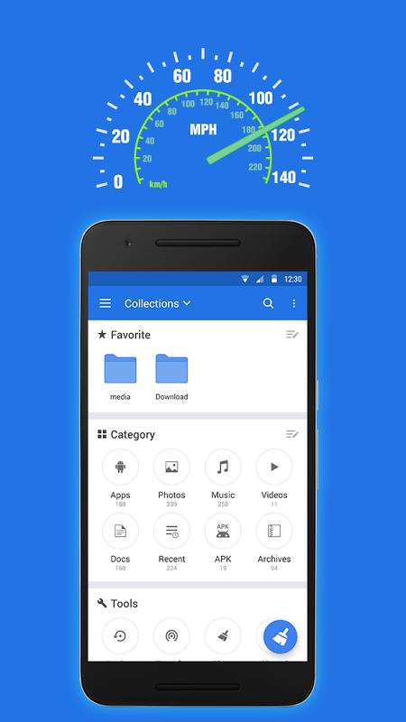 Super File Explorer screenshot 1
