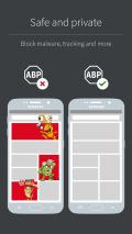 Adblock Plus (Samsung Browser) Screenshot
