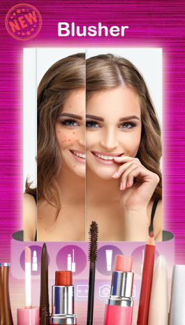 You Cam MakeUp   Photo Editor 1 1 Download APK for Android - Aptoide