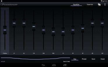 poweramp music player trial screenshot 2