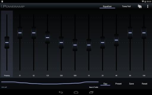 Poweramp screenshot 24