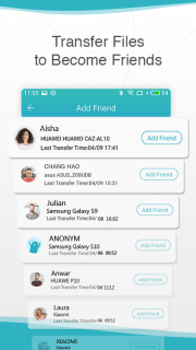Zapya Go - From File Transfer to Private Social screenshot 6