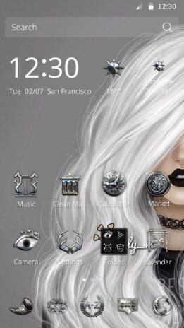 Coole Lippen Diy Thema 100 Laden Sie Apk Für Android Herunter