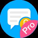 Privacy Messenger Pro - SMS & default phone app