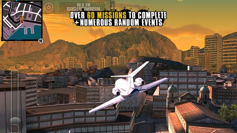 Gangstar rio city of saints full apk android download.
