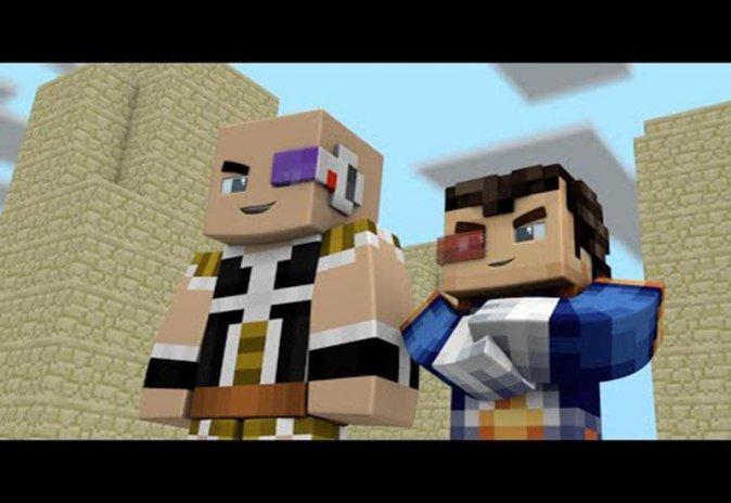 Dragon Saiyan Z Mod Minecraft Laden Sie APK Für Android Herunter - Minecraft tsunami spiele