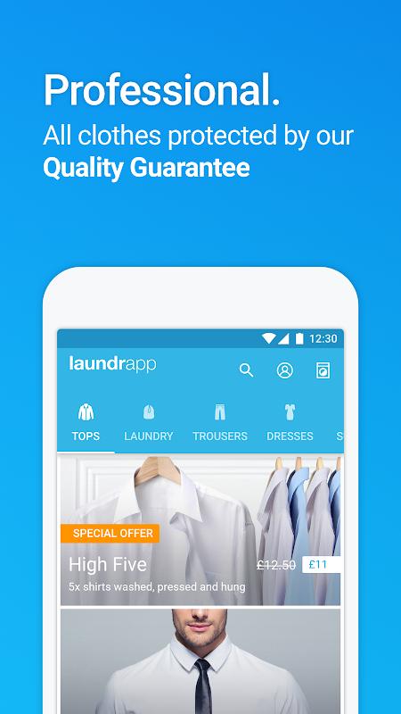 Laundrapp: Laundry & Cleaning screenshot 2