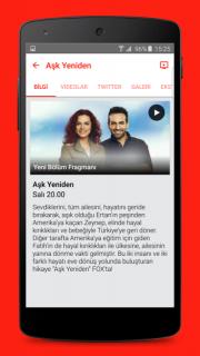 FOX TV Türkiye screenshot 7